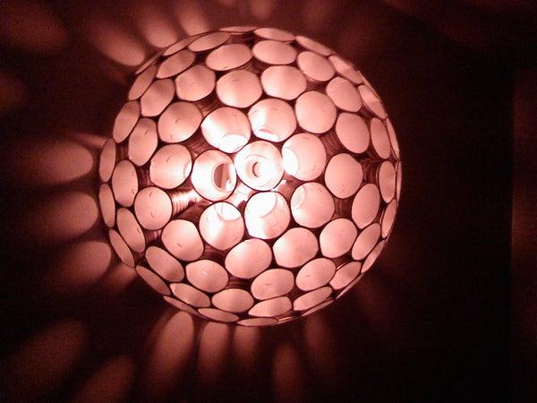 125 Coffee Cup Light/Art Object