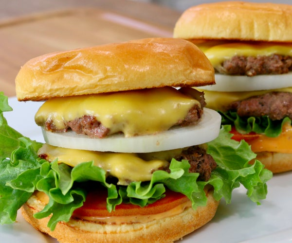 In-N-Out Double Double Cheeseburger Copycat