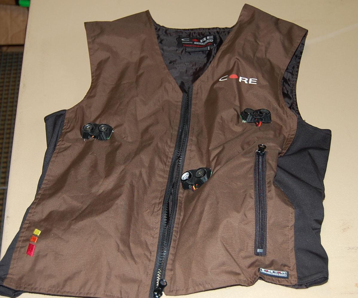 Cheap Haptic Feedback Vest