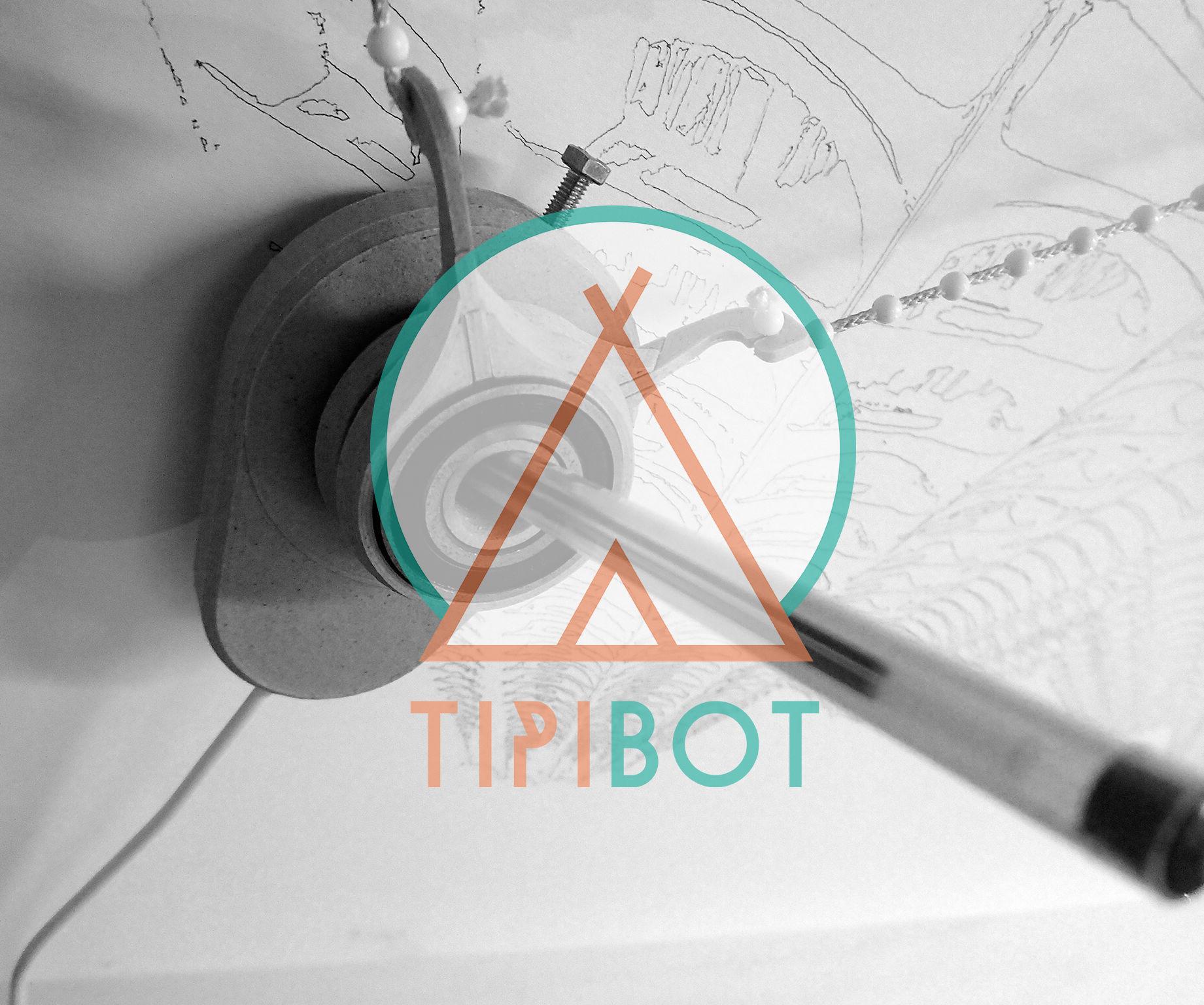 TIPIBOT - Le Robot Qui Dessine