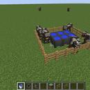 Granja De Animales De Minecraft