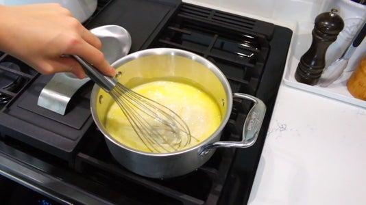 The Dough: Wet Ingredients