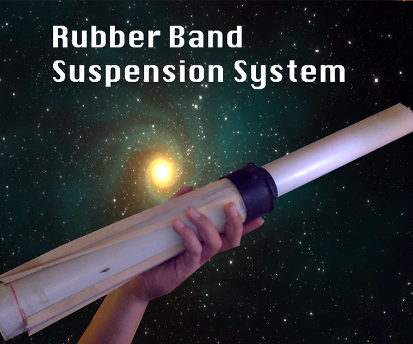Rubber Band Suspension System