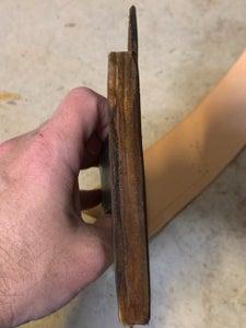 Adding the Belt Loop, Burnishing, and Construction