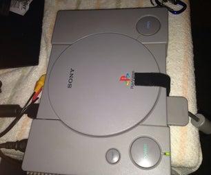 Playstation 1 Fixed Broken Ps1