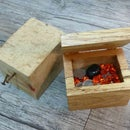 Jewel Box from Pallet Wood