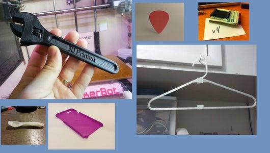 Everyday 3D Prints
