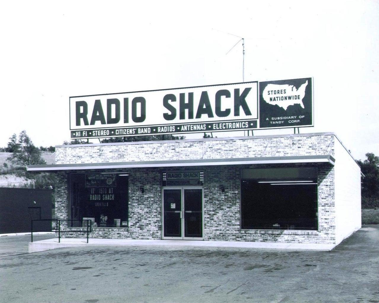 Radio Shack (storefront)