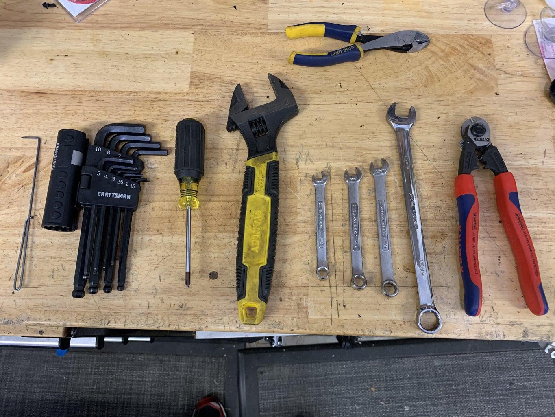 Non-Bike Specific Tools