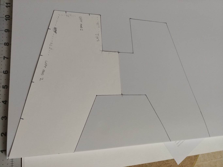 Transfer Paper to Foam