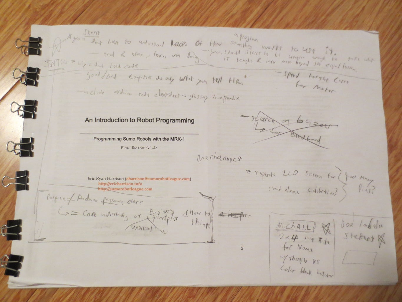 Further Reading & Final Notes