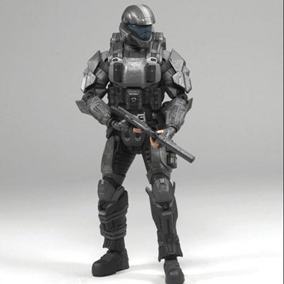 Halo ODST Armor Build : Table of Contents (TOC)
