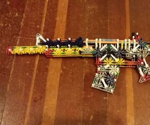 Knex M4 Carbine
