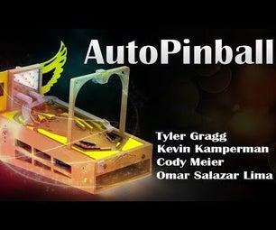 Arduino Pinball Machine That Plays Itself!