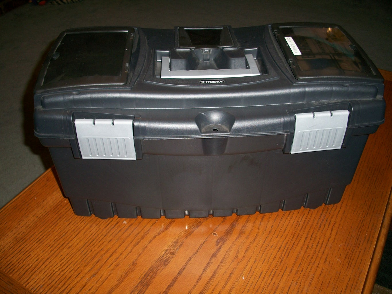 Camping / Emergency Toolbox