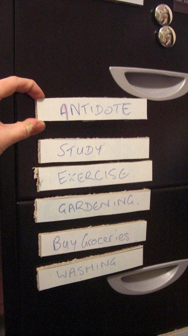 Building a Priority Board