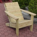 $40 Backyard Chair