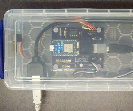 Standalone Intelligent Sensor System
