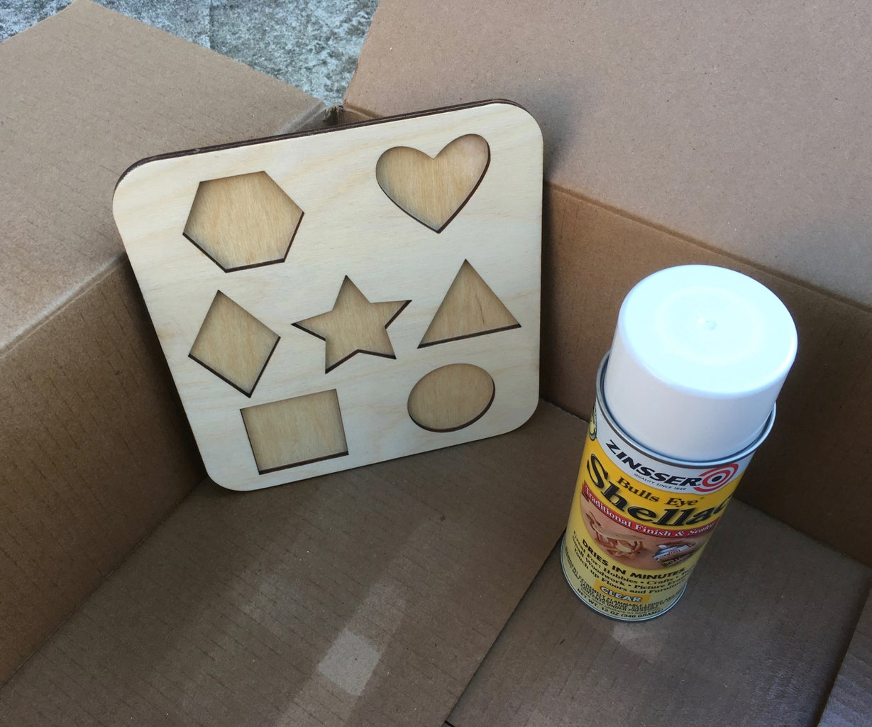 Painting (and Sanding)