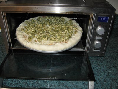 Cook Your Pizza!