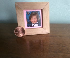 Tiny Frame for Tiny Photo