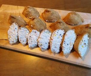 Korean Tofu Sushi--Girl's Healthy Light Meal
