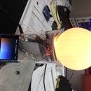 Flux Lamp