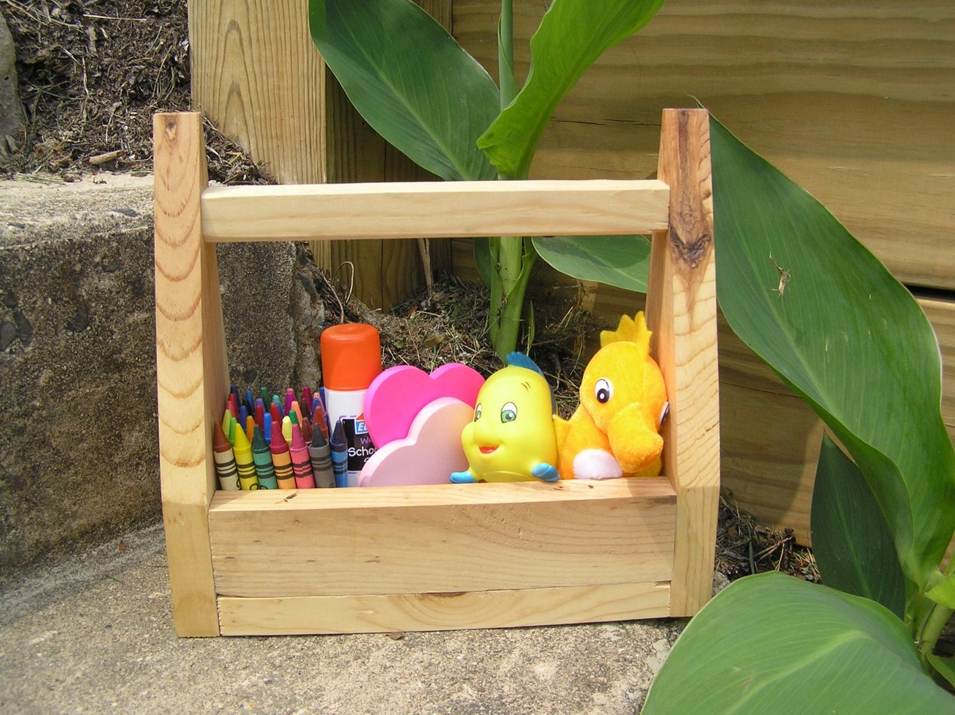 Kid's Toolbox: Great for Toting Toys and Tools