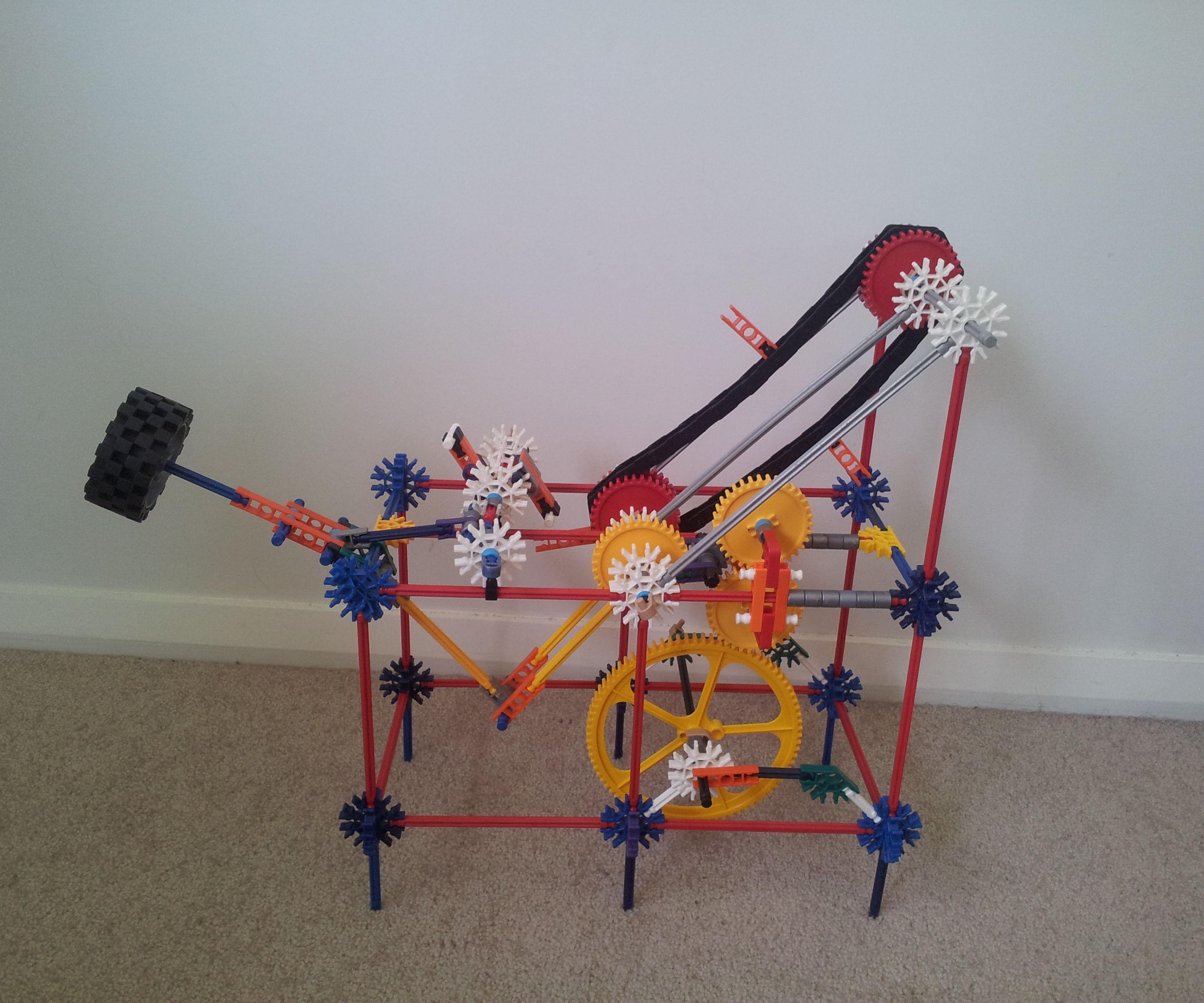 Knex Programmable Rod v2