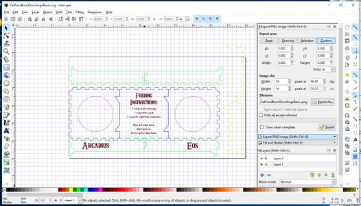Make Your Sketched Out Idea Into an Inkscape(Adobe Illustrator) File