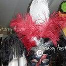 DIY Masquerade Mask Gothic