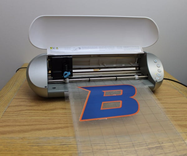 How to Cut a Printed Logo With a Silhouette Portrait