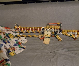 Knex M16a4/a2 With M203