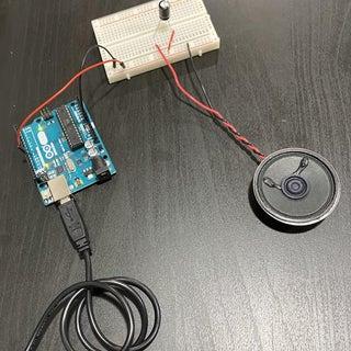 Arduino Christmas Tunes