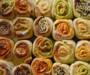 Spiral Bread