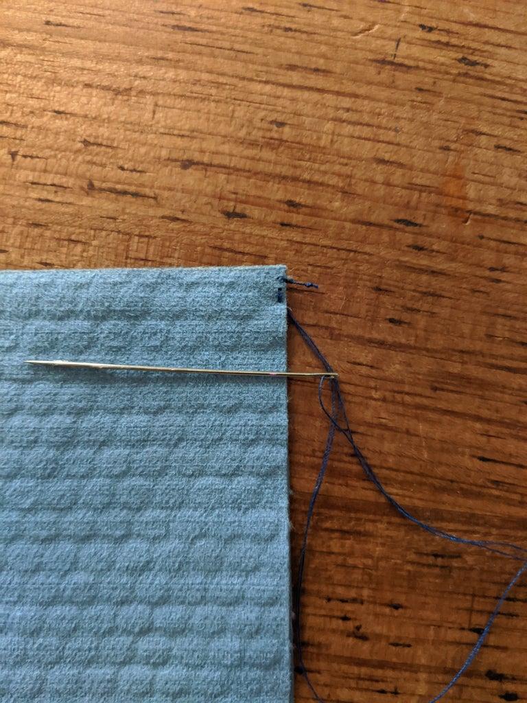 Stitching Stitching and More Stitching
