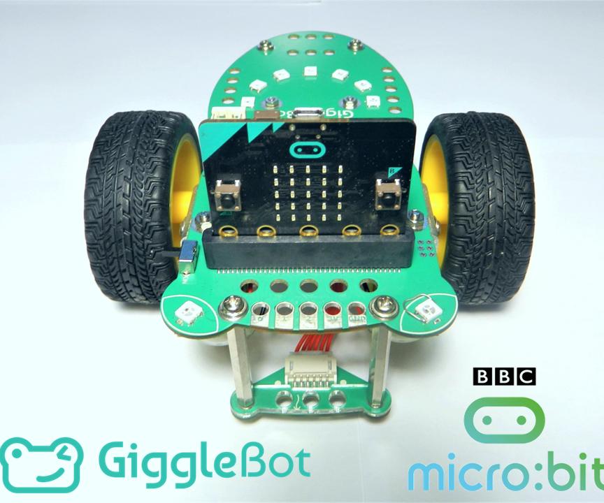 Remote Control Micro:Bit Rover