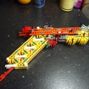 Knex Slide Arm Pistol