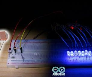 Light Indicator Using Arduino