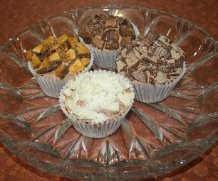 Chocolate Favourites Cupcakes