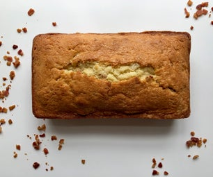 Bacon Pound Cake