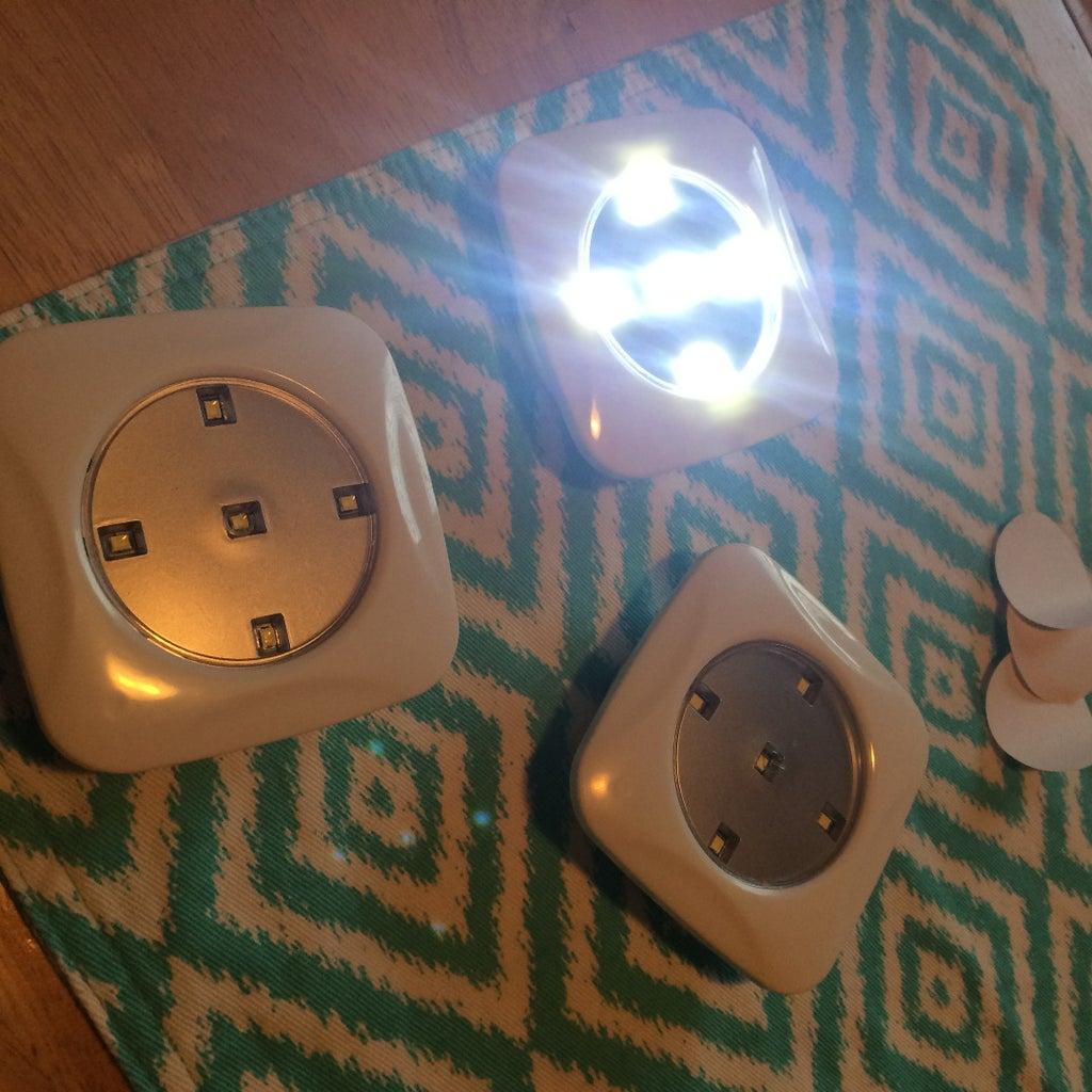 Remote LED Lighting