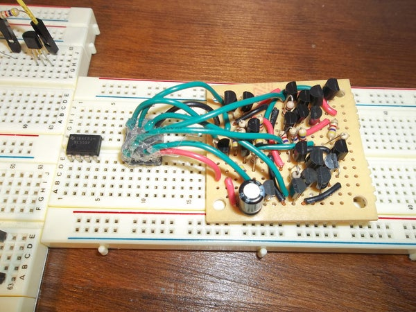 Build Your Own 555 Timer