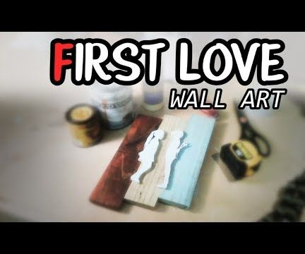 First Love Wall Art