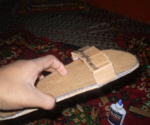 5-Min Poor Mans Sandal