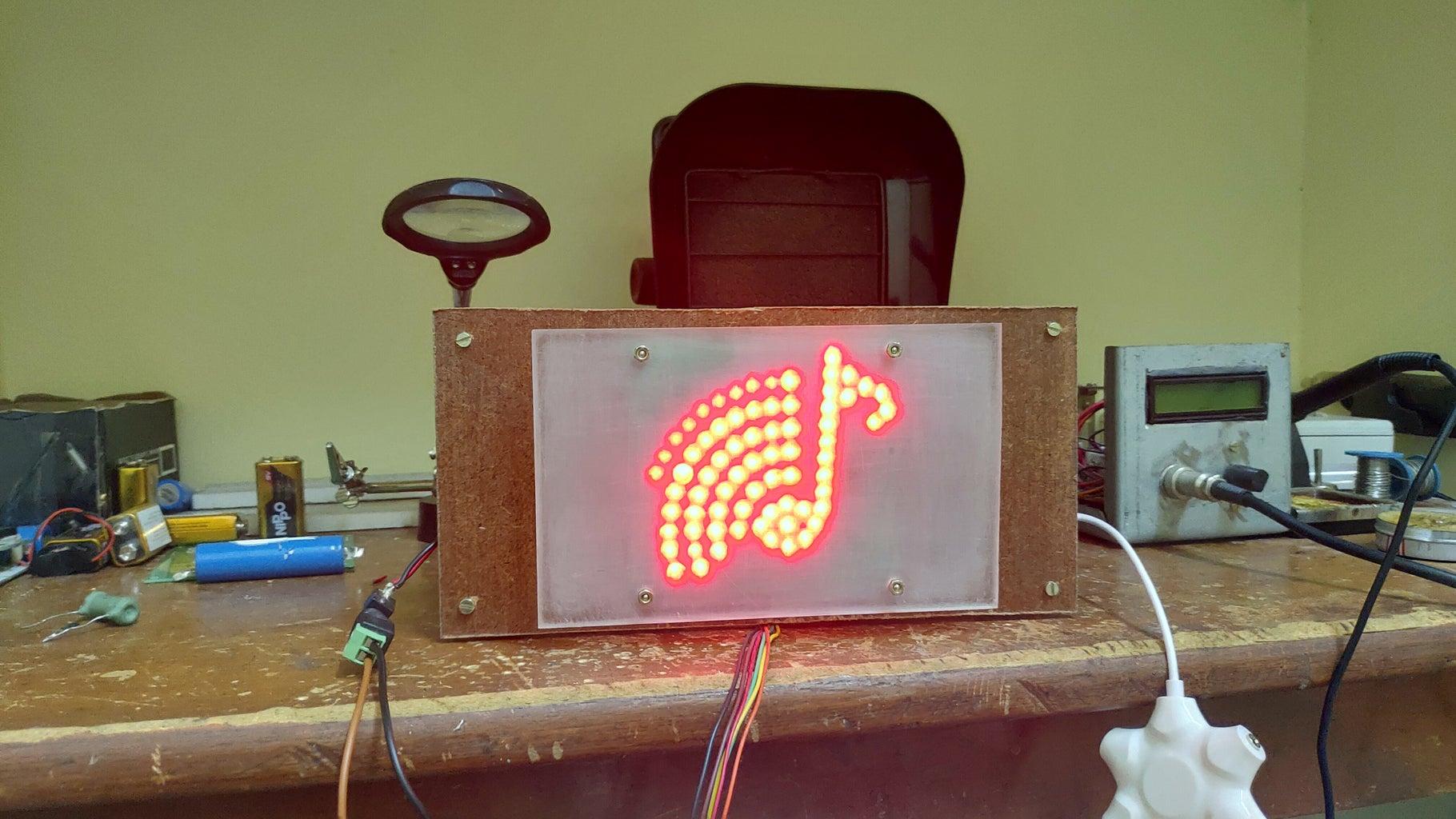 Audio Responsive LED Lights