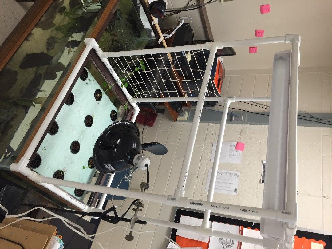 PVC Light Stand