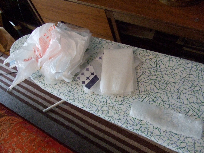 Plastic Bag Fusing