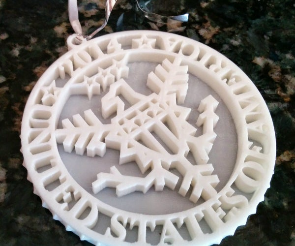 The Great (Snowflake) Seal of the United States
