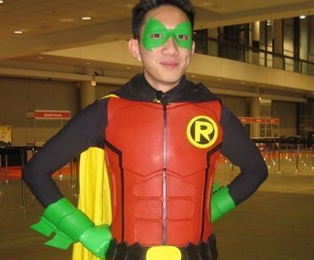 How to Make a Damian Wayne: Robin Costume - Version 2.0